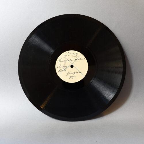 Chanteuses – documentaire radio sur la piste de Sadok B.